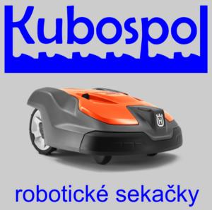 Robotické sekačky